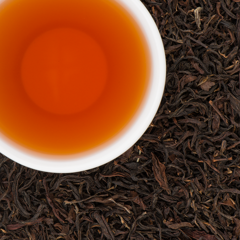 Shangri-La  Hand- Rolled Organic Black Tea -  Mellow | Smooth | Stone Fruit