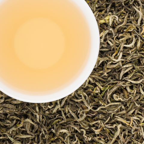 Spring White Buds Organic White Tea - Delicate | Smooth | Buttery