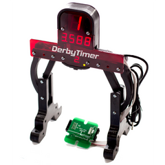 Derby Timer™ Single Lane Track Timer
