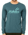 Star of Gladness Long Sleeve – Heather Deep Teal