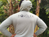 Anetik Long-Sleeve Tech Hoody OLIVE HEATHERED