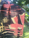 Pareu - Hōkūleʻa Reflection Print