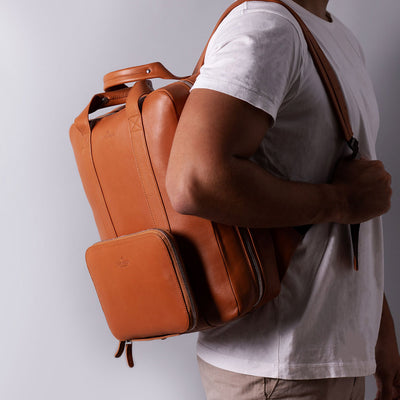 Harber London Backpack Collection