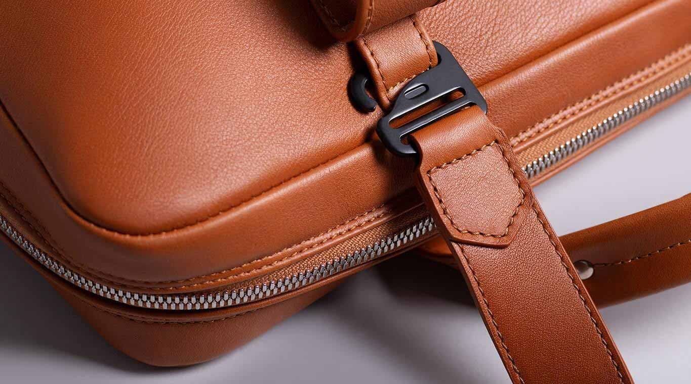 Leather Briefcase strap