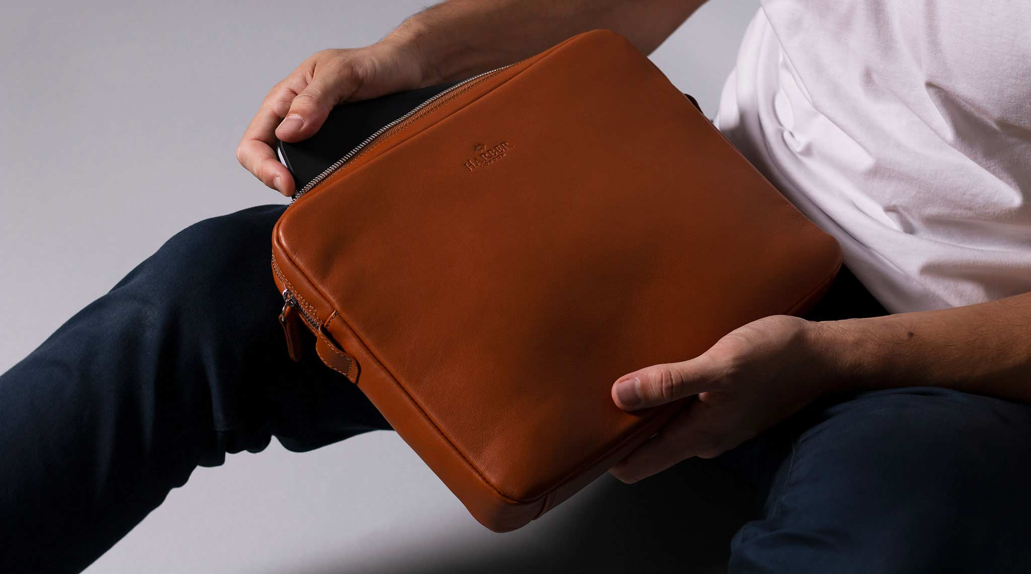 Messenger Bag for iPad