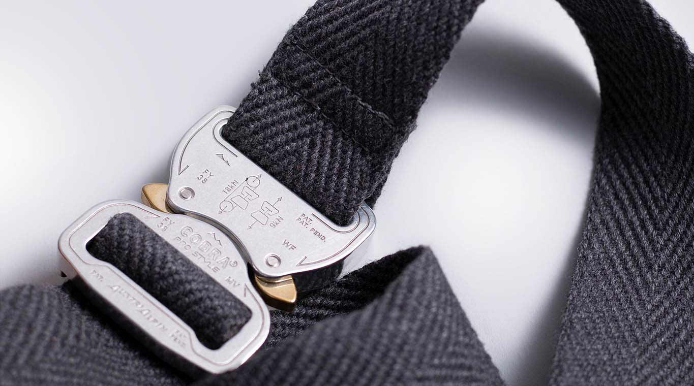 Military grade buckle