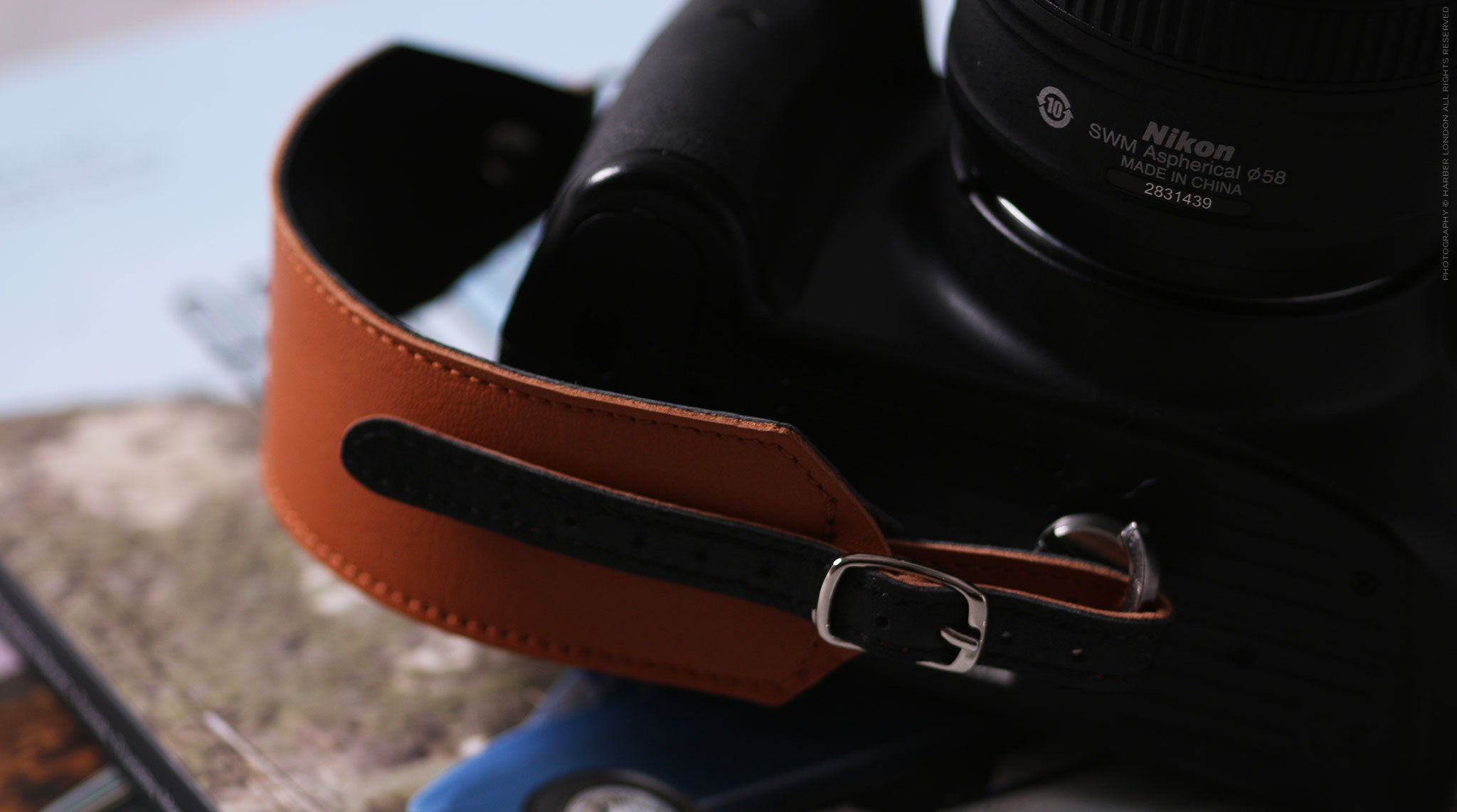 Camera Clutch Strap For DSLR & SLR Cameras