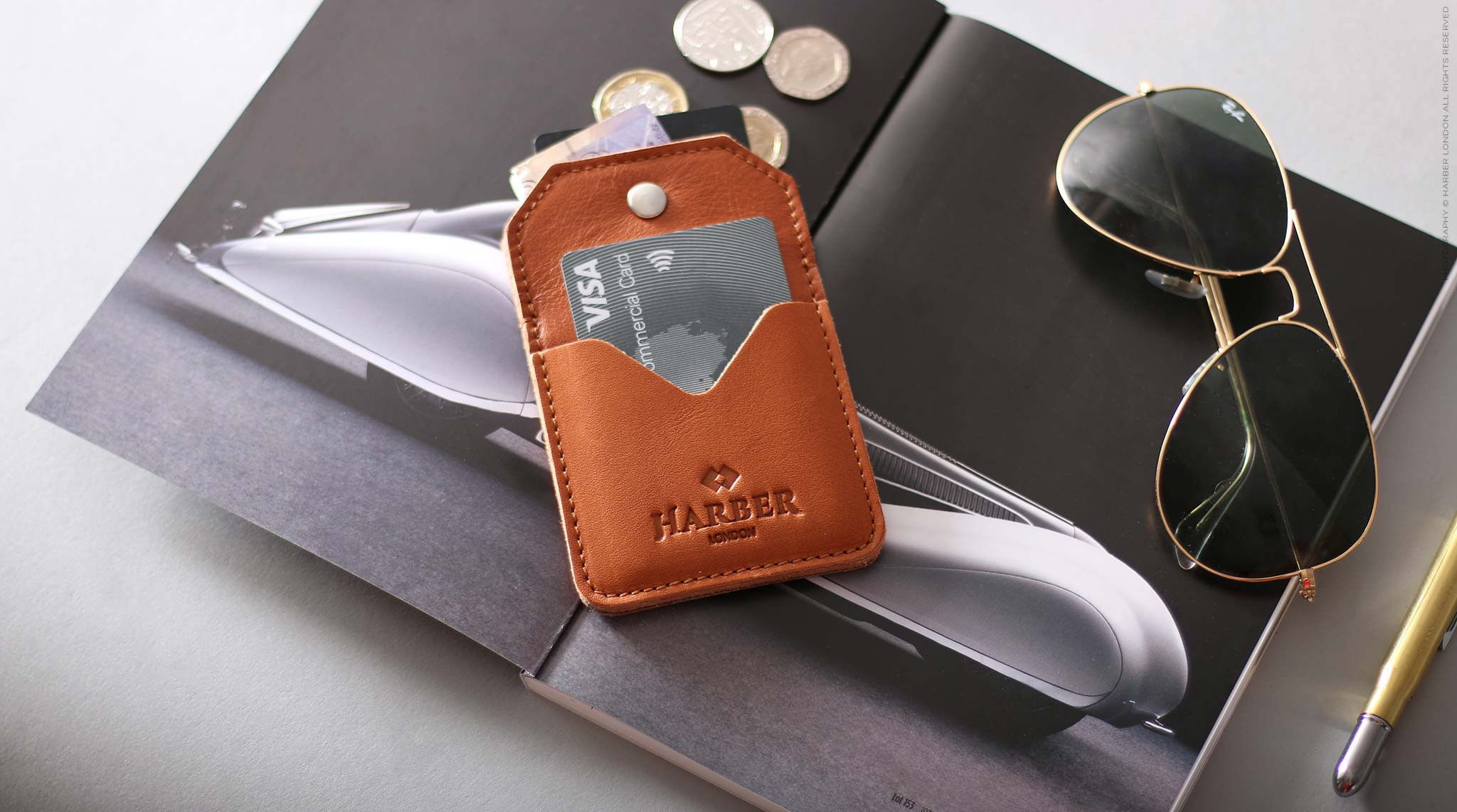 Card Holder For Men