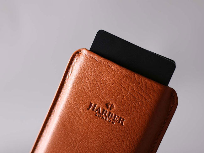 Harber London Super Slim Card Holder