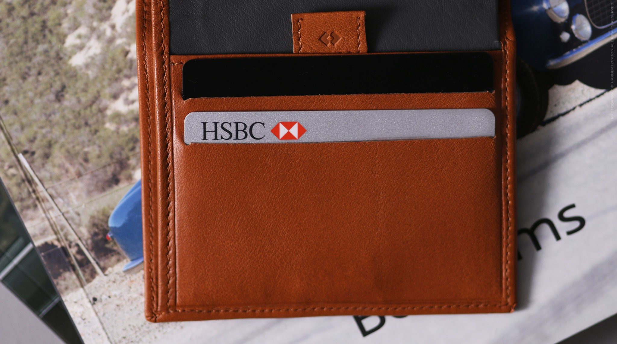 Wallet With RFID Protection