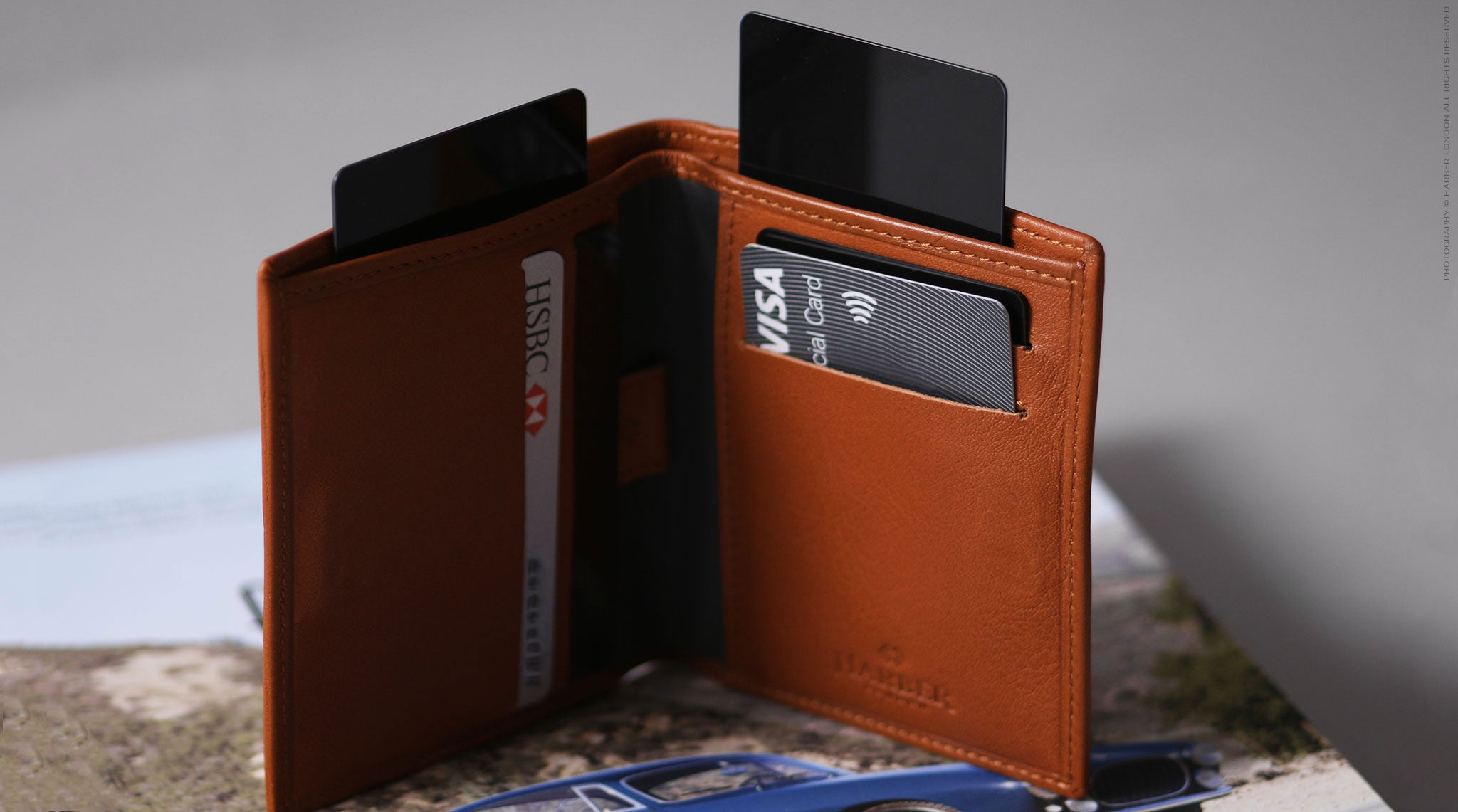 Men's Vertical Wallet