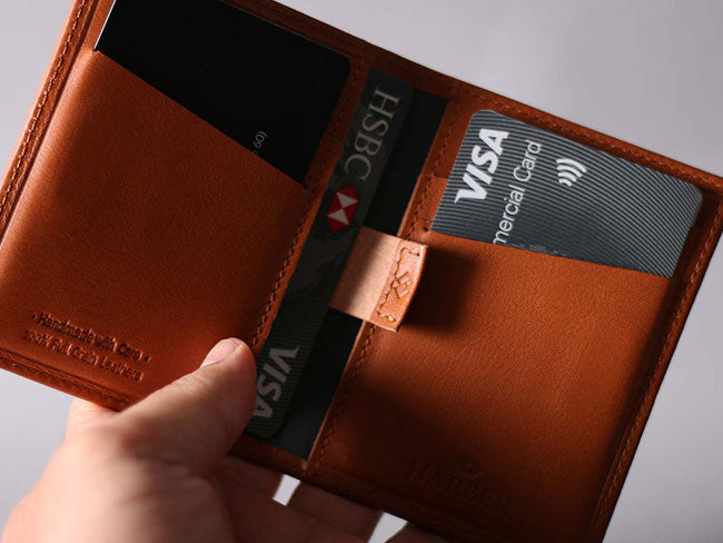 Harber London Card Wallet RFID