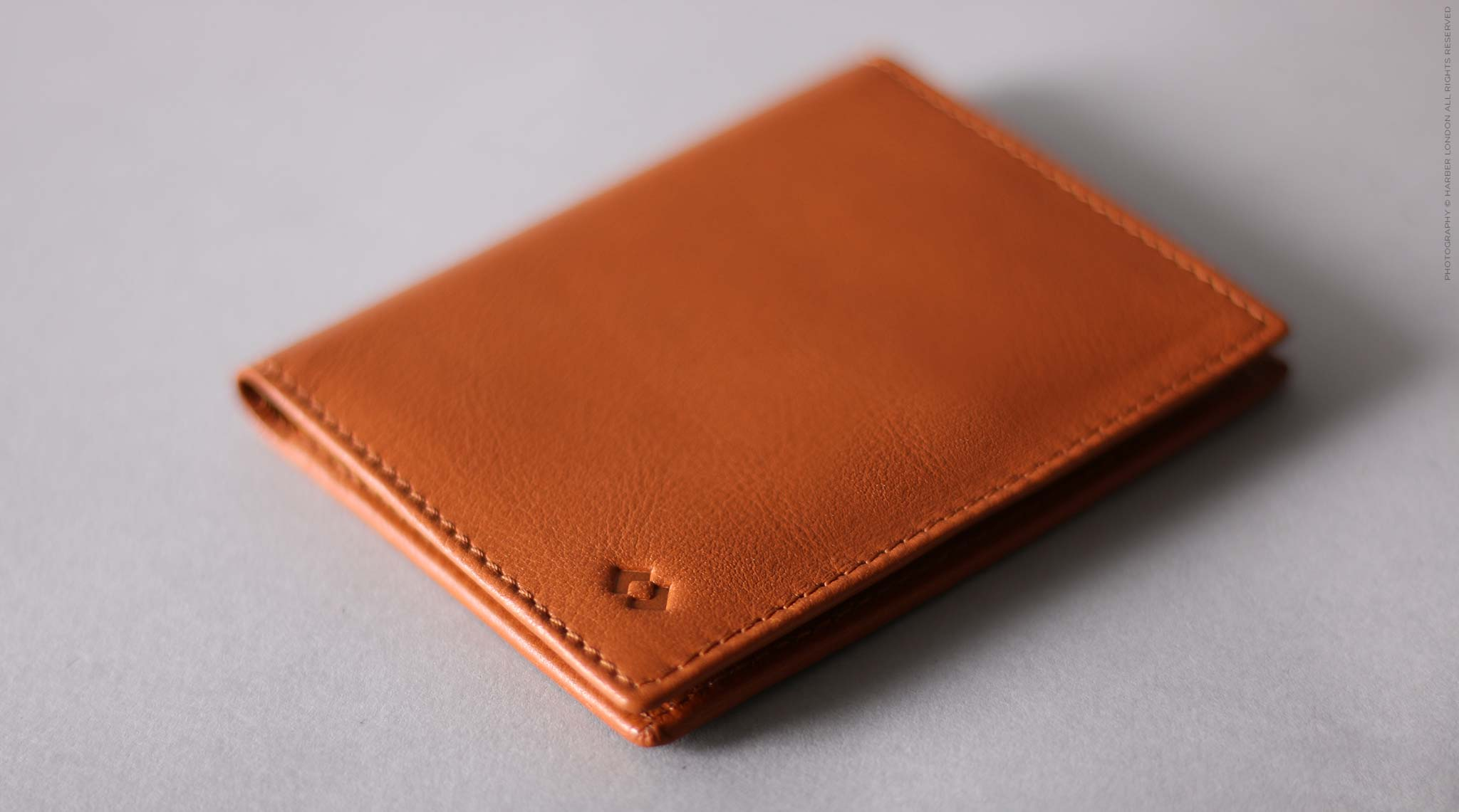 harber london card wallet with rfid protection