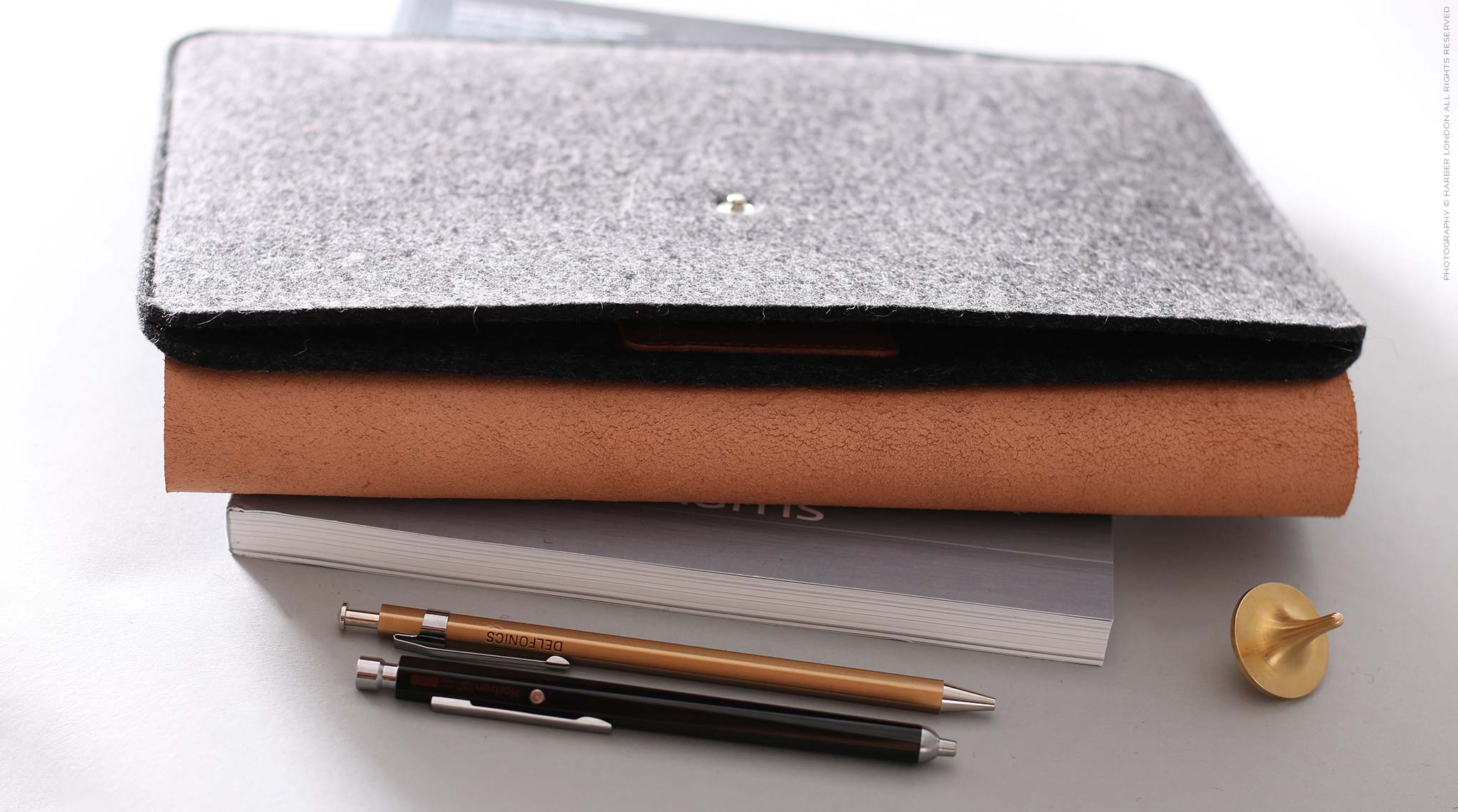 Leather IPad Pro Evo Envelope Sleeve Case