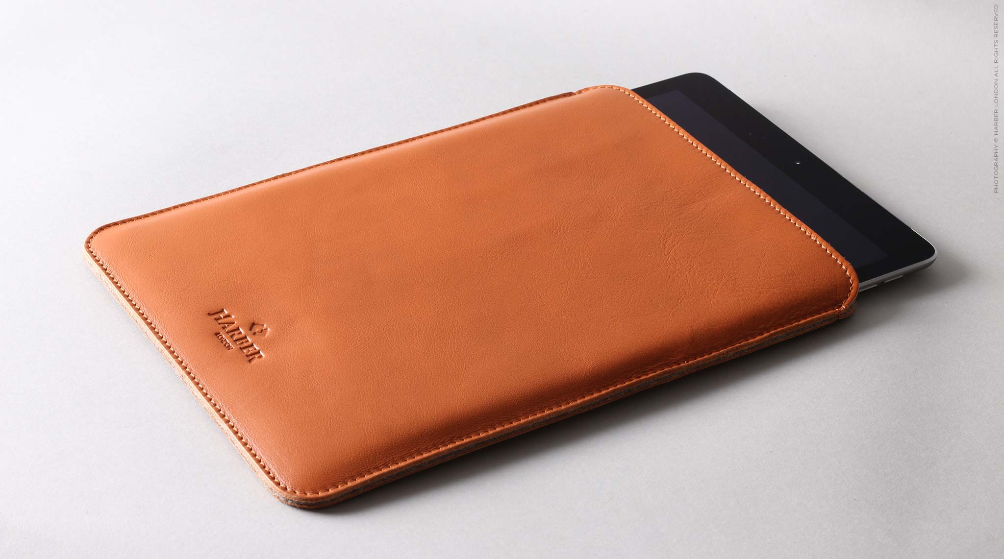 Leather Slim IPad Case