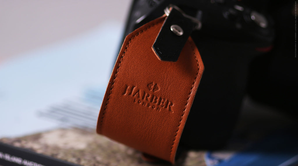 Harber London - Camera Clutch Strap