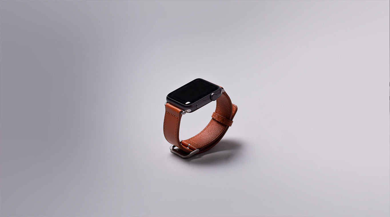 Correas de cuero Apple Watch