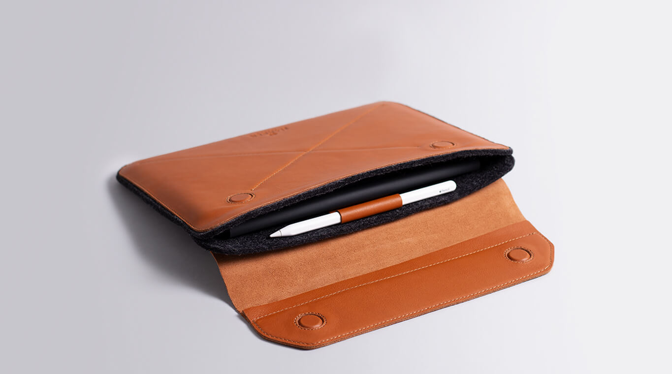 magnetic sleeve for ipad