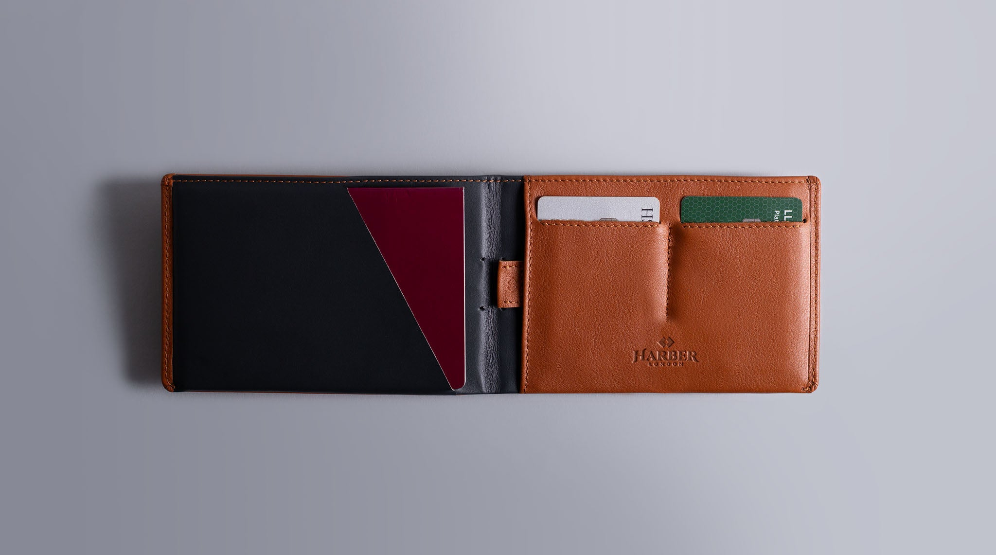 leather travel wallet rfid