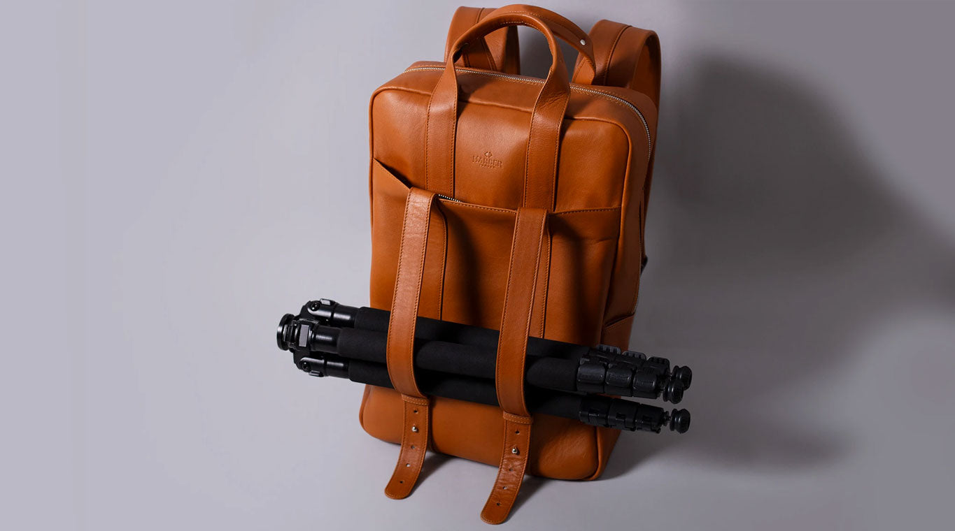 Minimalist Backpack, Full Of Functionality And Style