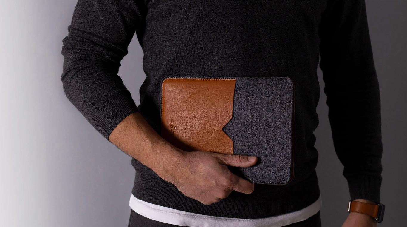 Leather iPad Cases
