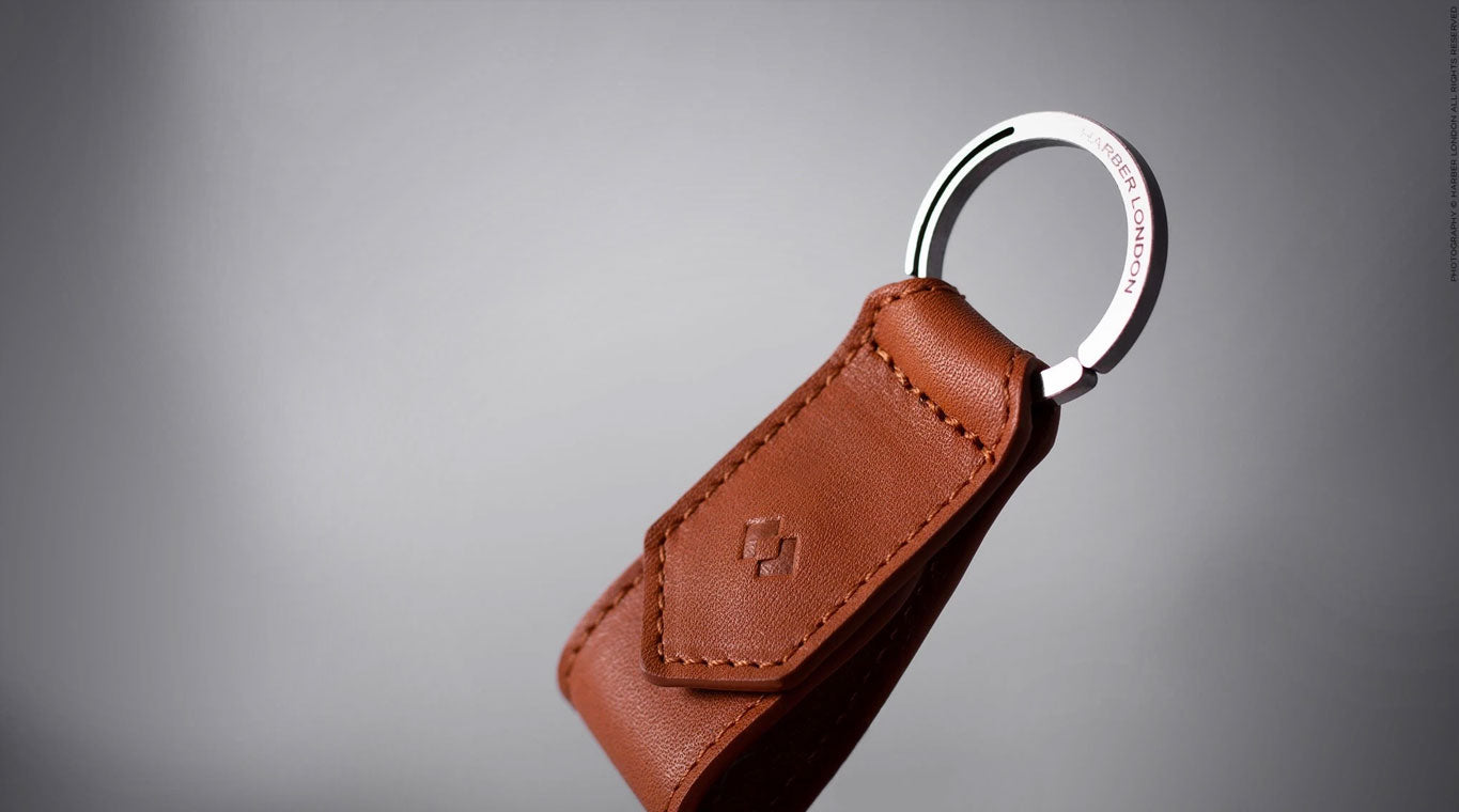 Keychain With Belt Loop