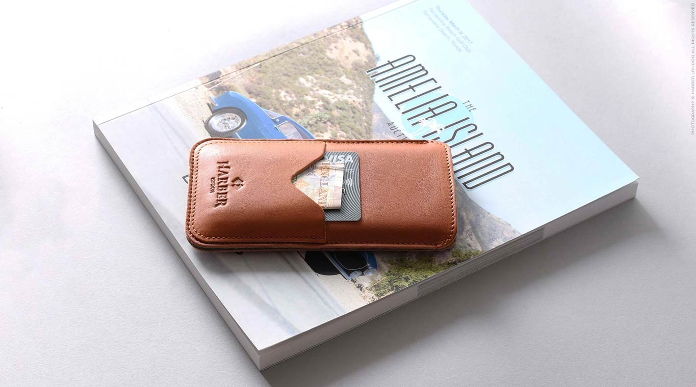 Leather Phone Sleeve Case