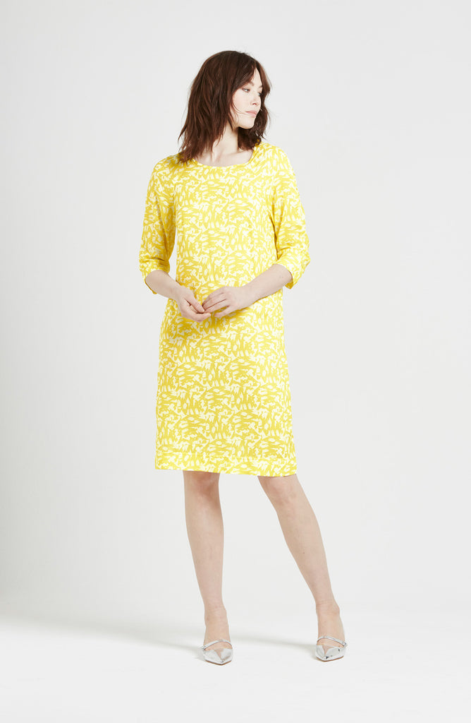 Birgit - Round Neck Dress - Summer Swoon
