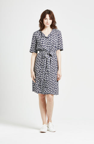 Beatrice - Shirt Dress - Black