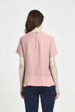 Brier - Short sleeve top - Dusty Pink