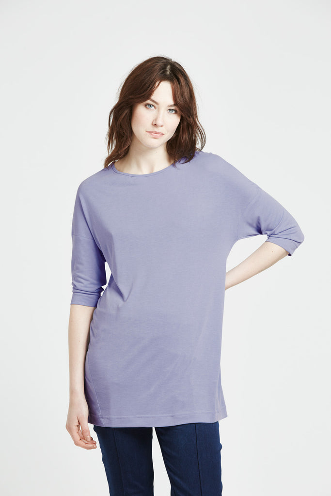 Blythe - Tunic Top - Lavender