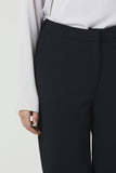 Charis - Peg Leg Trouser - Navy