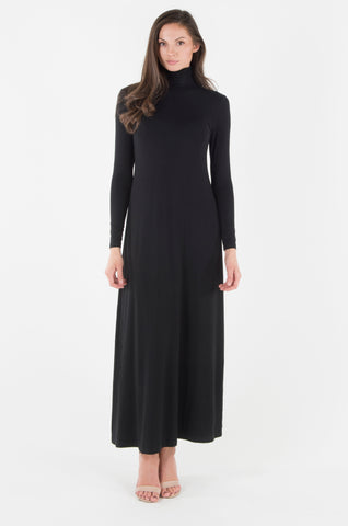 Turtleneck Maxi