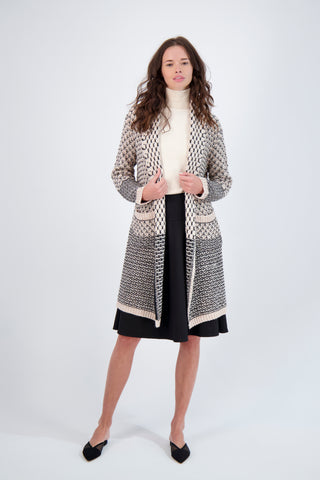 MULTI KNIT DUSTER