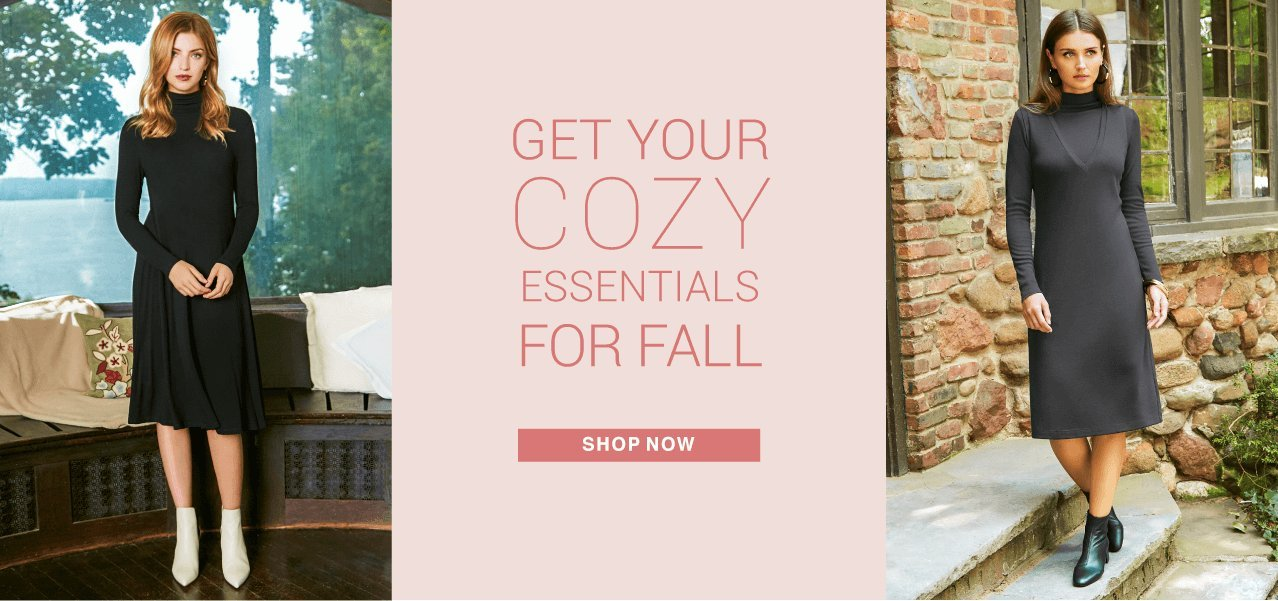 Get Your Cozy Essentials for Fall
