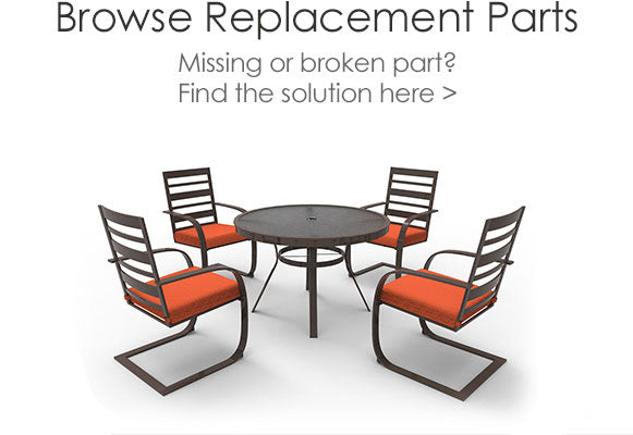 Buy Outdoor Patio Replacement Parts Online