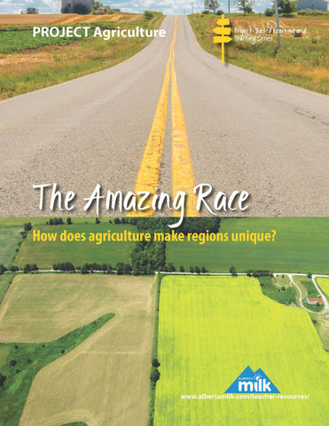 PROJECT Agriculture- The Amazing Race