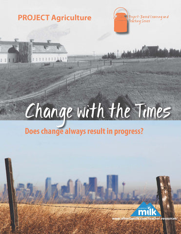 PROJECT Agriculture- Change with the Times