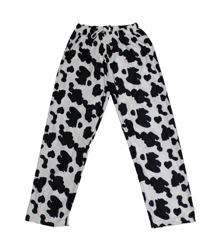 Cow Spotted Lounge Pant