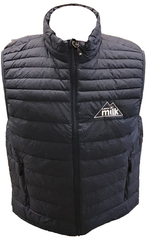 Men's Blue Down Vest