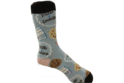 Milk and Cookie Socks