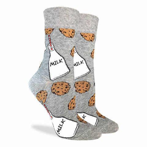 Milk and Cookie Socks 2