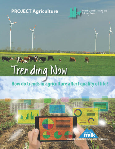 PROJECT Agriculture- Trending Now
