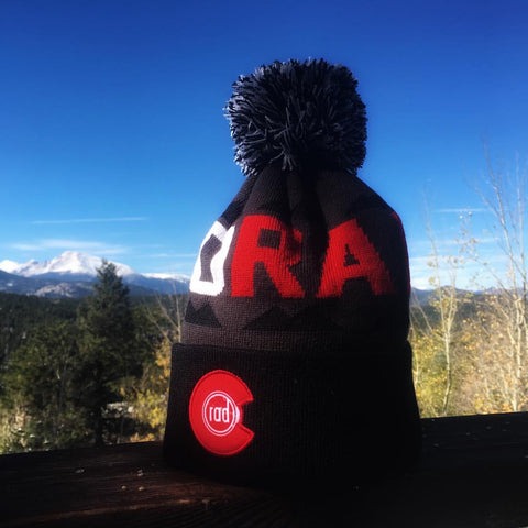 ColoRADo Knit BOCO beanie