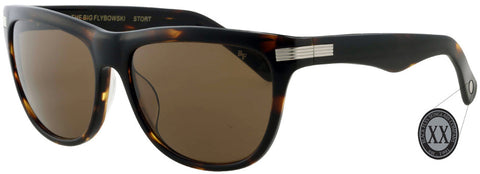 "Black Flys ""Big Flybowski"" Deluxe Cat Eye Wayfarer Sunglasses"