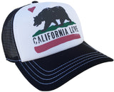 Brooklyn Hat Co California Love Trucker Cap