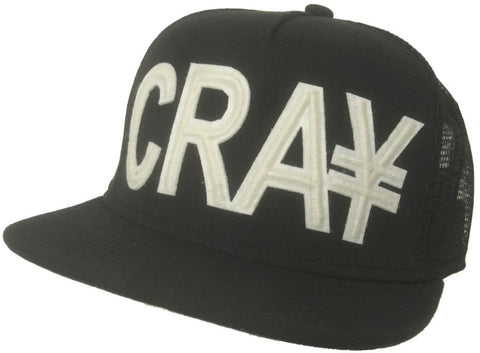 Brooklyn Hat Co CRAY Flat Brim Hat Snap Back