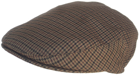 Summer Hounds Tooth Ivy Scally Newsboy Cap