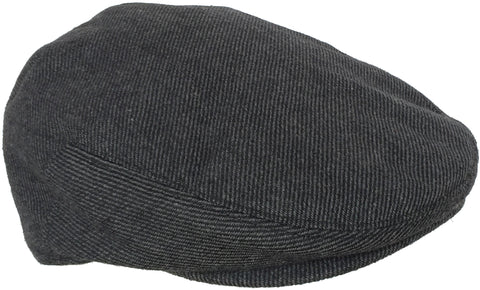 Wool Blend Tweed Winter Ivy Scally Cap Newsboy Hat