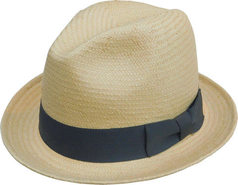 Brooklyn Hat Co Luger Toyo Straw Fedora